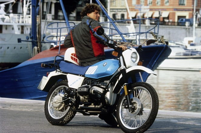 The bike that created a new genre of motorcycling