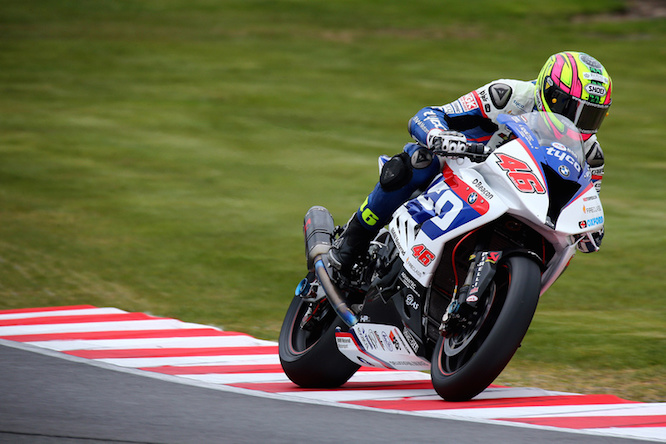 Bridewell took his first BMW victory