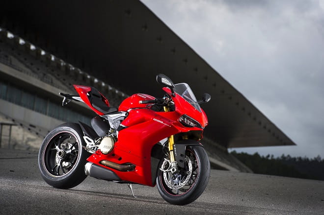 New 1299 has helped Ducati achieve record sales so far this year.
