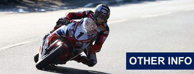 Book a last minute trip to the Isle of Man TT!