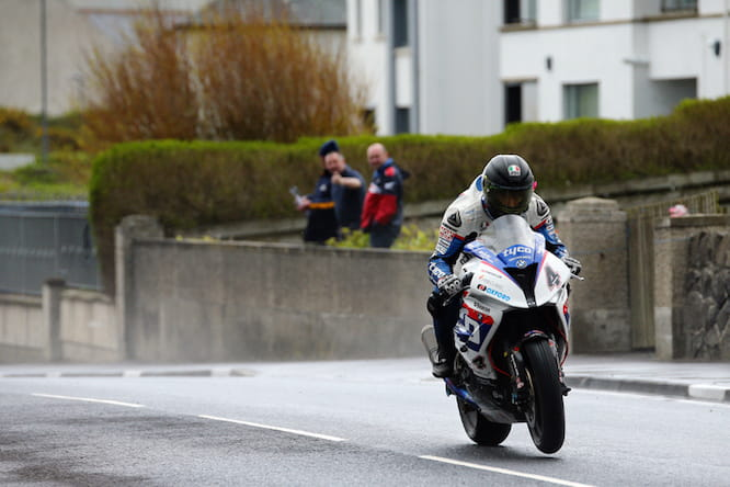 Guy Martin says the North West 200 is boring'