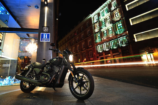 The Street 750 will come to the UK later this year