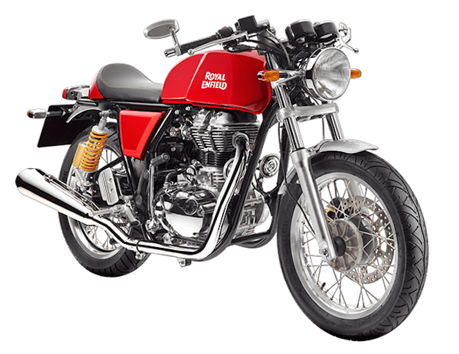 Royal Enfield's Continental GT
