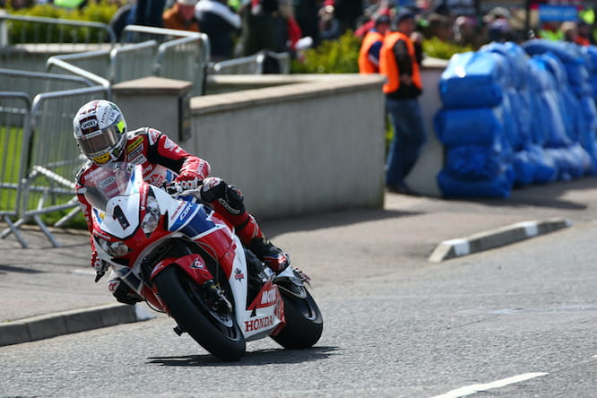 McGuinness says it's going to be a fast year