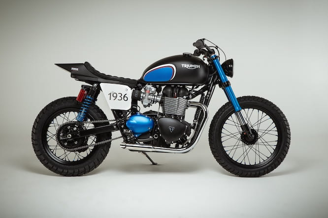The Barbour Street Tracker