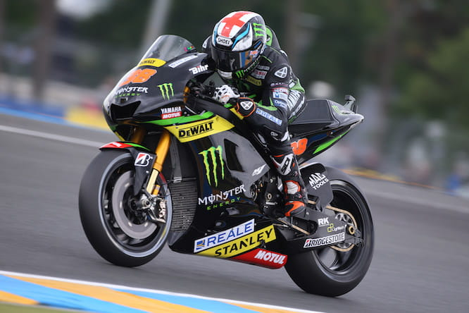 Smith finished sixth in Le Mans