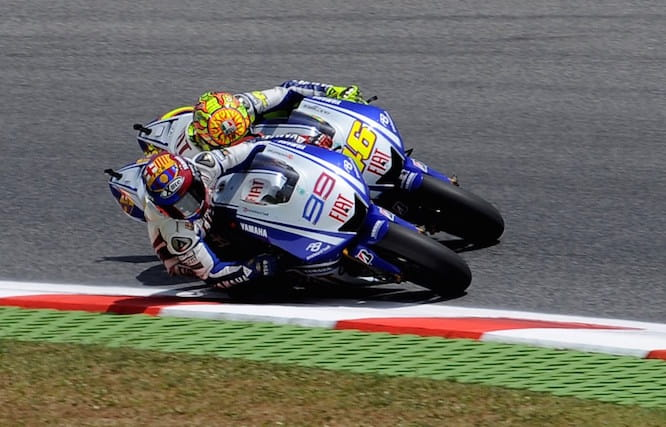 One of the best battles came in Catalunya
