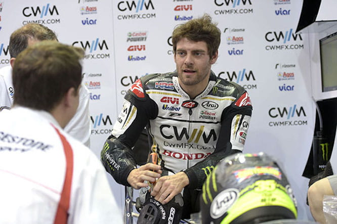 Crutchlow is predicting a Ducati victory