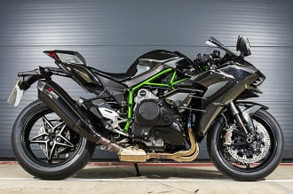 2015 1000cc Sports Bikes Tested On Track