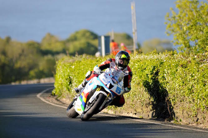 Anstey was fastest on Friday