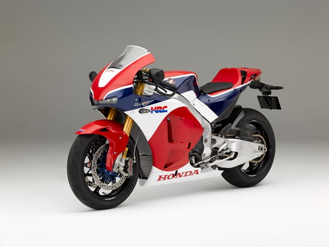 Honda RC213V-S: Limited to 250 worldwide