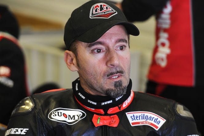 Biaggi will return in Misano
