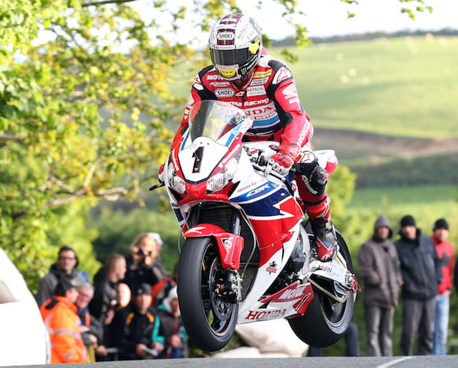 McGuinness wins his 23rd TT