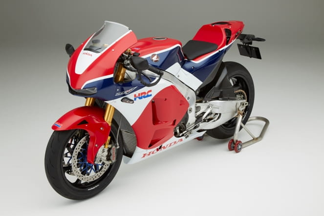 In Detail: Honda's road-legal MotoGP bike