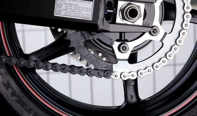 Follow our top tips to looking after your chain