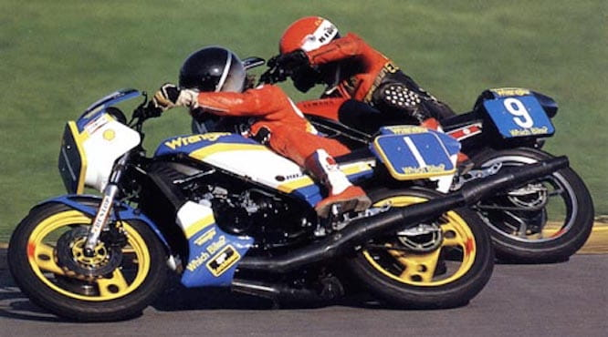Wrangler and Which Bike were the series sponsor back in the day