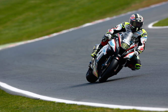 Only once off the podium for Byrne - Pic: Impact Images