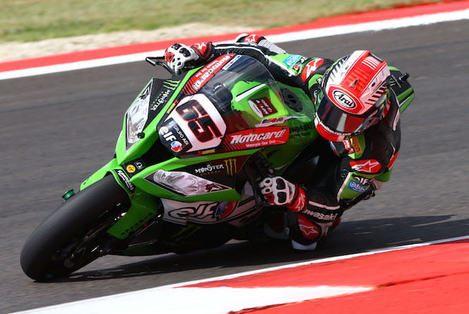 Rea took his eleventh win of the season