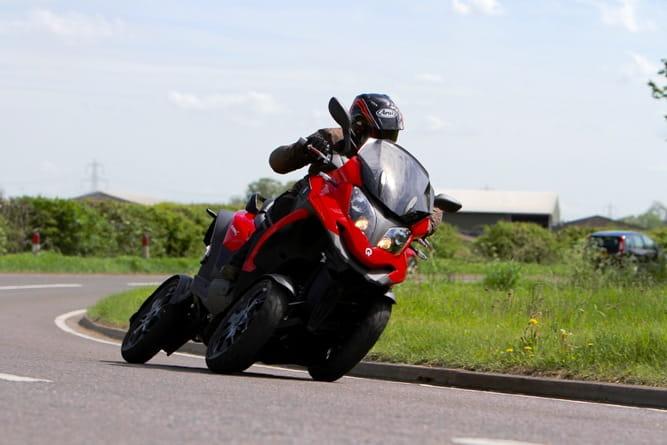 Quadro4: UK First Road Test!