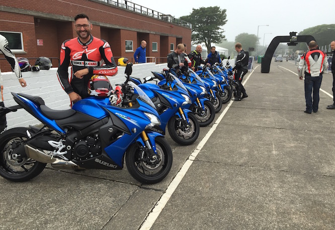 First impressions of Suzuki's GSX-S1000F