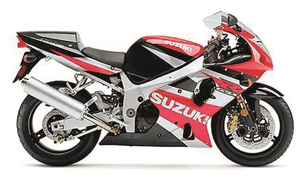 Look for a completely stock GSX-R1000