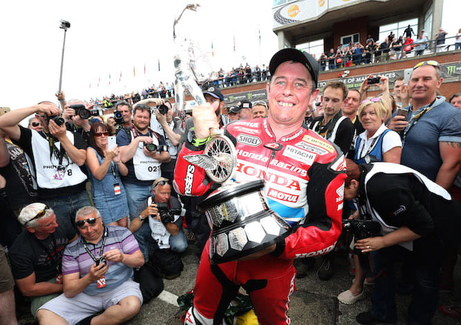 McGuinness says he's not finished yet