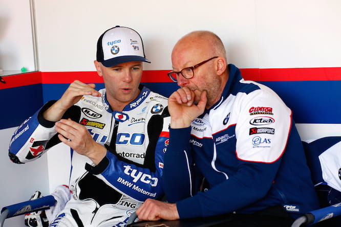 Laverty will return to MotoGP this weekend