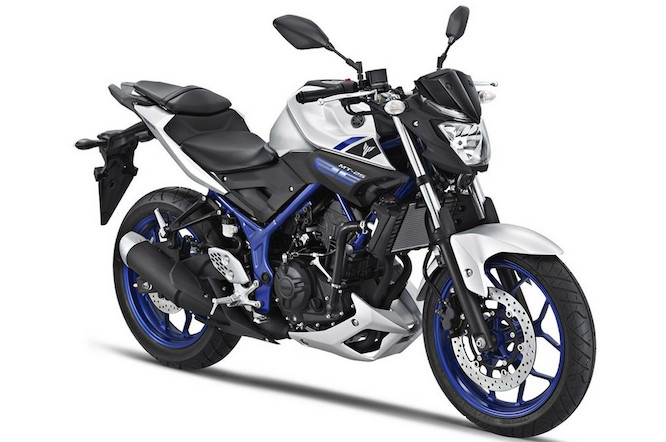 Yamaha's MT-25 launched in Indianisia last month