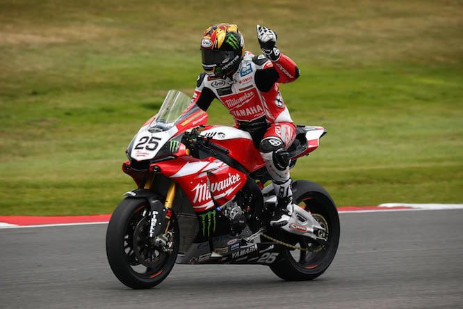 Brookes storms to new R1's first victory with a double