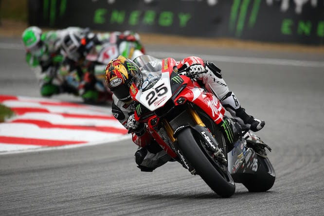 Brookes was unstoppable at Brands Hatch