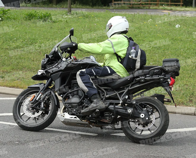 How do you like the look of the new Triumph Tiger Explorer? or !