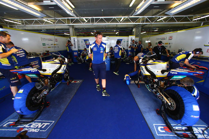 Could Crescent switch to Yamaha in 2016?