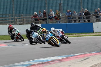 Plenty of race action to keep you entertained at Donington Park this weekend