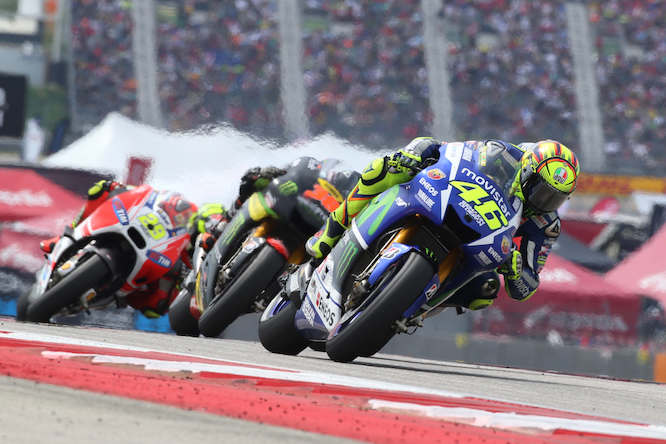 MotoGP is back!
