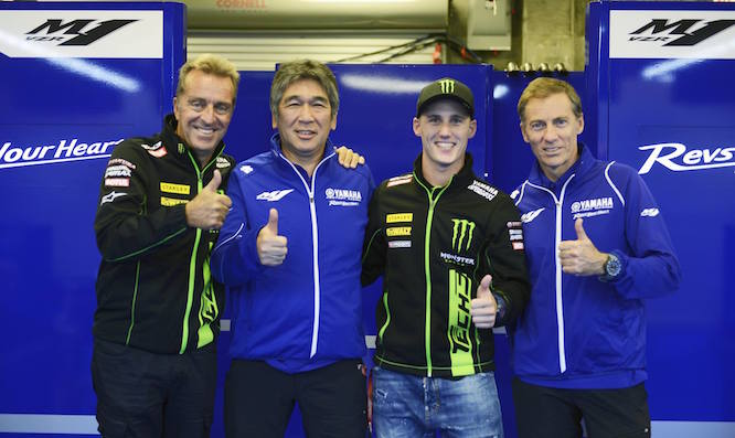Espargaro will remain with Tech 3 next season