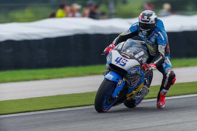 Redding struggled again at Indianapolis