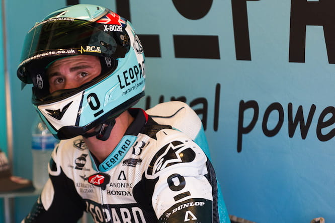 Danny Kent could step up to MotoGP next season