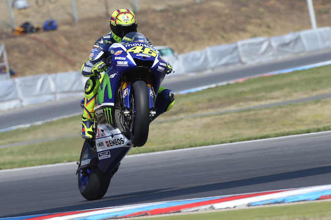 All the TV times for this weekend's MotoGP in Brno
