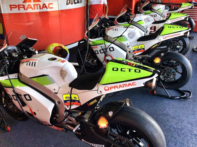 Kent could be riding a Pramac Ducati for 2016