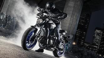 Yamaha MT-07 - uber cool and hyper popular