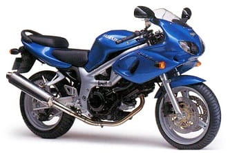 Original SV650s from 1999