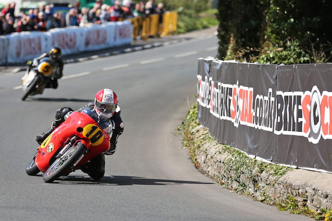 Rutter led last year's race so is sure to be a contender