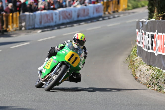 Last year's winner Lougher will be back on the Paton