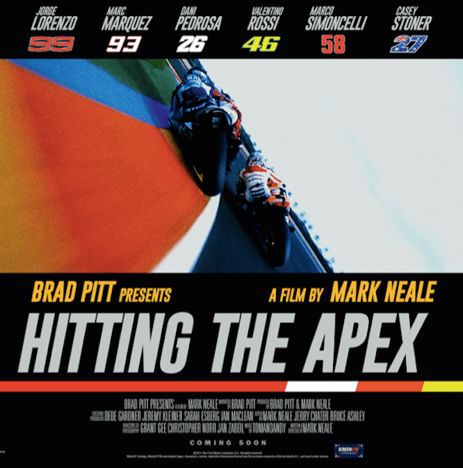 Hitting the Apex will premiere next week at Silverstone