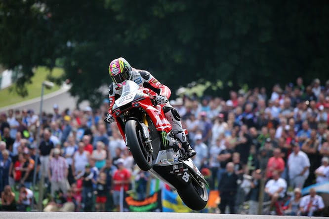 Josh Brookes dominated at Cadwell Park