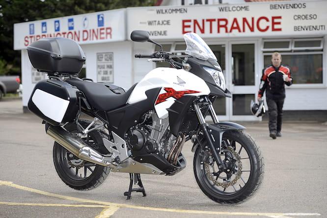 Honda CB500X: Long term test update