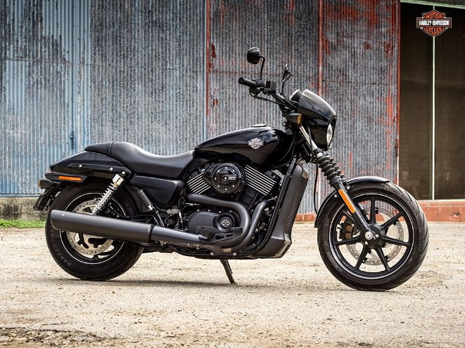 Prices of the Street 750 start at £5795