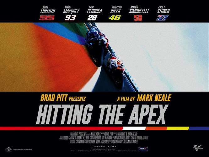 Hitting the Apex will be shown on a loop