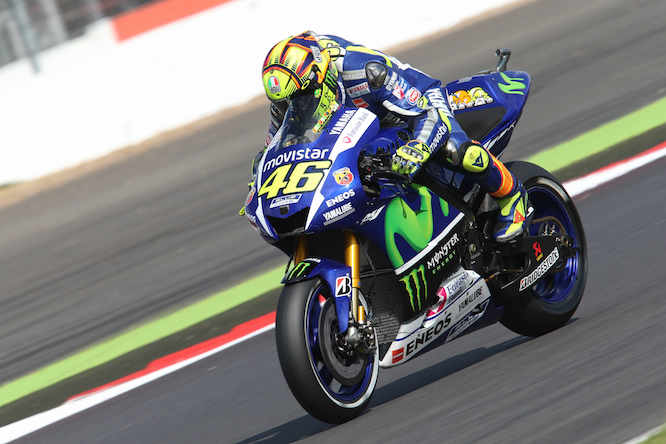 Rossi says it will be a hard battle for the podium tomorrow