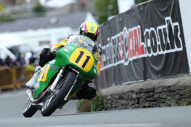Lougher finished second